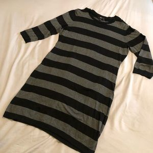 Striped Mossimo Sweater Dress